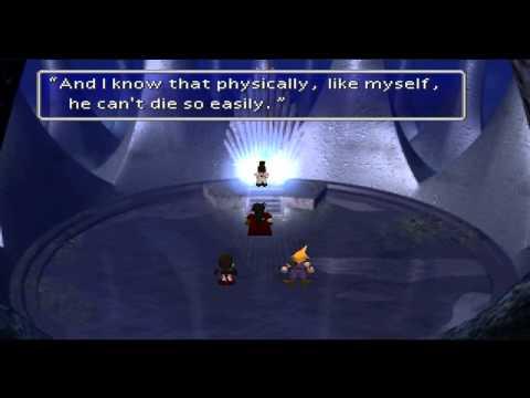 Final Fantasy VII (PS 1) Part 57 - Lucrecia's Cave ( Vincent Best Weapon and Limit Break)