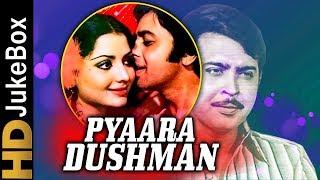 Pyaara Dushman (1980)   Full Video Songs Jukebox   Rakesh Roshan, Vinod Mehra, Vidya Sinha