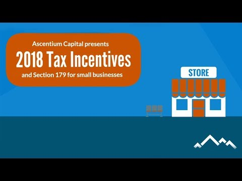 Section 179 for 2018: You may deduct $1 million or more for your business