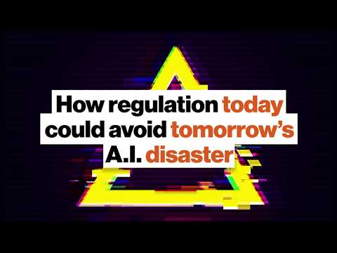 How regulation today could avoid tomorrow's A.I. disaster | Joanna Bryson