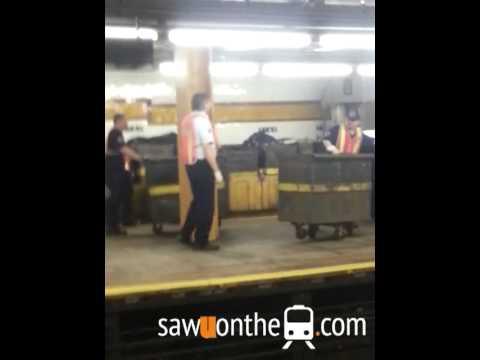 MTA hard at work~