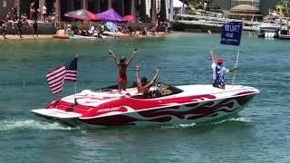 Lake Havasu City, AZ Trump 2020 Boat Parade