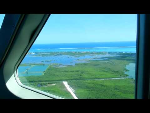Tropic Air flight from Belize City to San Pedro - Part 2
