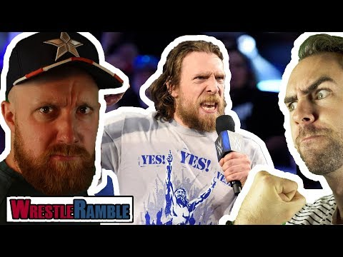 Why Daniel Bryan Should Be The Face Of WWE! WWE SmackDown, May 29, 2018 Review   WrestleRamble