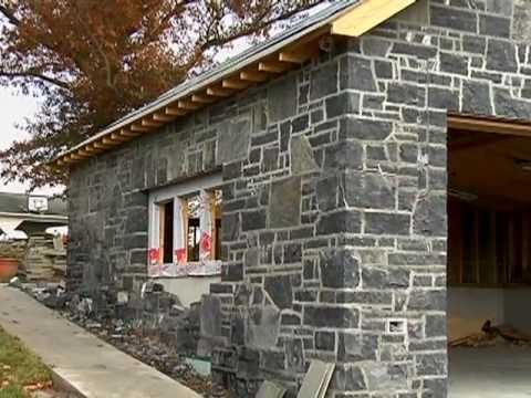 Stone Project: Garage