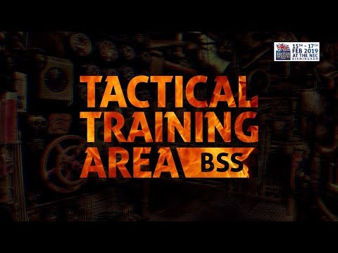 The British Shooting Show: Tactical Training Area