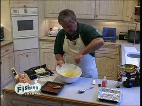 Brian Skoyles Carp Floater Cake Recipe