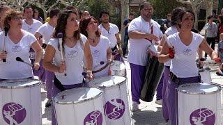Batukada Shangó - Cairinhena Festival - Cariñena 2015(UHD/4K)