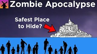 Here is the Safest Place to Hide During a Zombie Apocalypse