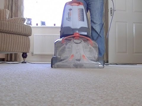 Vax Rapide Ultra 2 W90-RU-P Carpet Washer Demonstration & Review