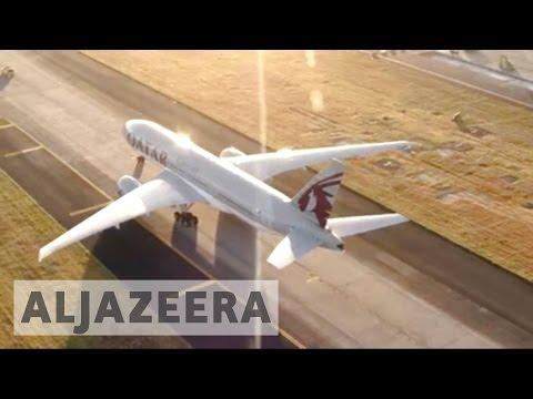 Middle East airlines mock electronics ban on UK, US-bound flights