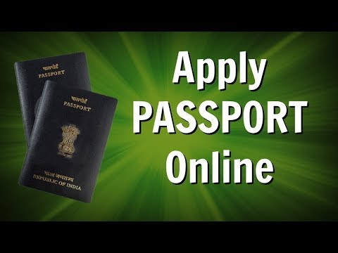 HOW TO APPLY PASSPORT ONLINE FOR CHILD/MINOR (INDIAN)-STEP BY STEP PROCEDURE
