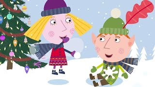Ben and Holly's Little Kingdom | Preparing for the Christmas Dinner! 🎄 1Hour | Kids Videos