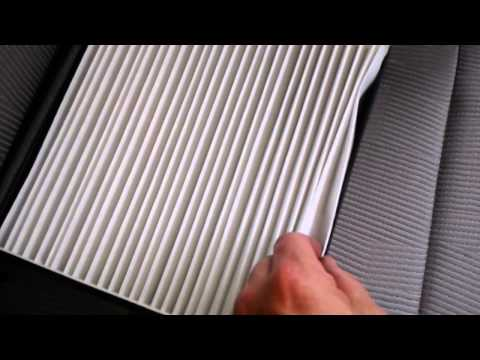 2012 Honda Pilot Cabin Air Filter Replace