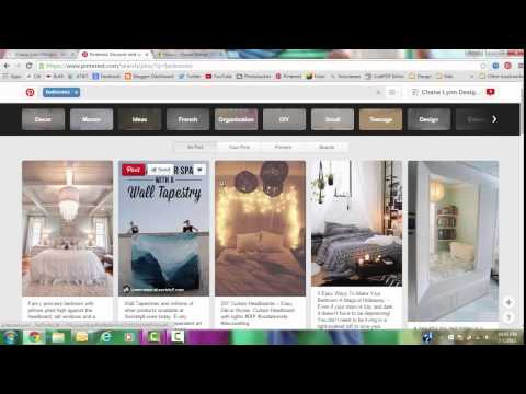 How To Create Your Pinterest or Houzz Idea Board