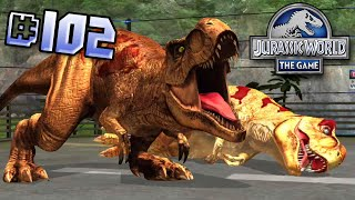 Jurassic World The Game More Battles Sarcosuchus Maxed Huge