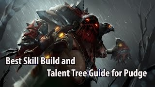 Level 1 ganking with pudge - Best skill build and talent tree choices for Pudge in Patch 7.05