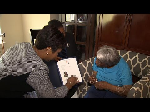 107-year-old White House star finally gets her ID