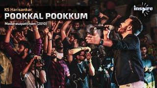 Pookkal Pookkum - Madrasapattinam (2010)   KS Harisankar   Inspire Night 2019