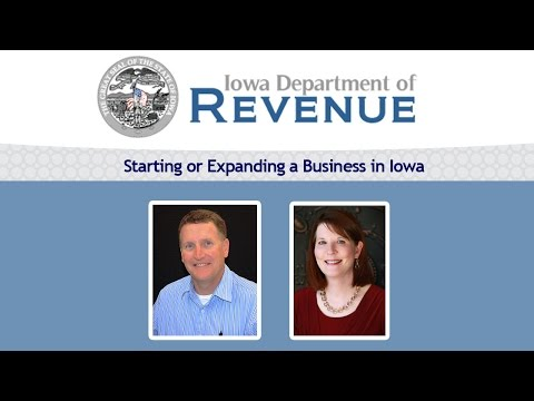 Starting or Expanding a Business in Iowa | Your Questions Answered