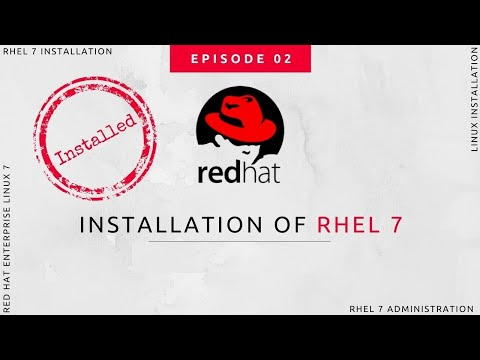 RHEL 7 Installation Step by Step Explained