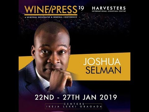 Download WINEPRESS 2019 | The Mystery of Impartation | Apostle