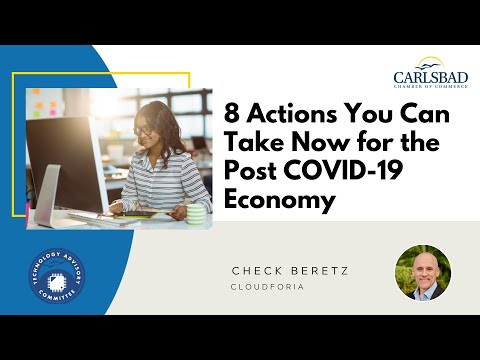 8 Actions You Can Take Now for the Post COVID-19 Economy