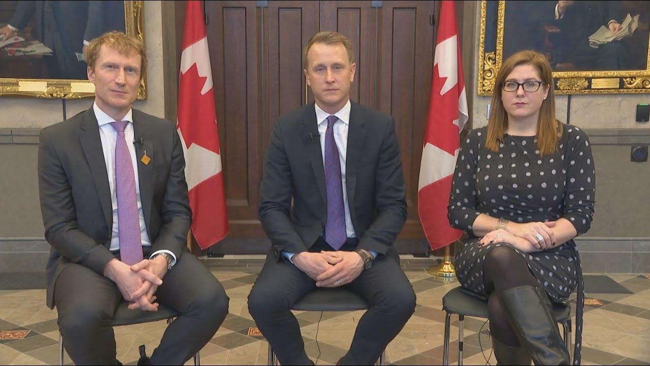 MPs discuss Trudeau lawsuit threat in SNC-Lavalin affair