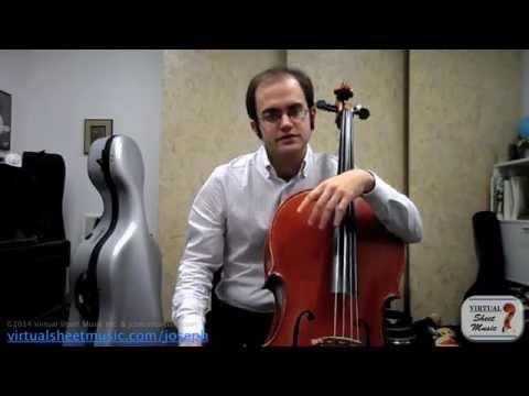 How to Do Vibrato on the Cello - Learn Vibrato  - Easy Steps