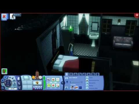 Let's Play - The Sims 3 Midnight Hollow (Part 2) Two For Trouble