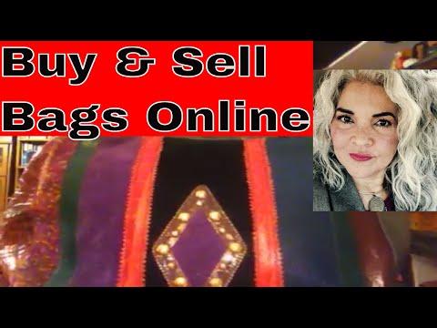 How to buy and sell handbags On Ebay Poshmark and Etsy