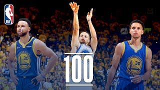 100 3-Pointers   Stephen Curry is FIRST in NBA Finals History with 100 3PM