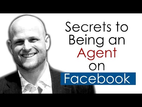 Secrets to being a Agent on Facebook