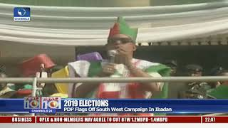 PDP Flags Off South West Campaign In Ibadan