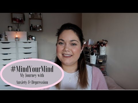 My Anxiety & Depression Story | Faces By Grace |  #MindYourMind | Mental Health Series