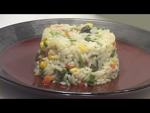 Mexican Creamed Rice