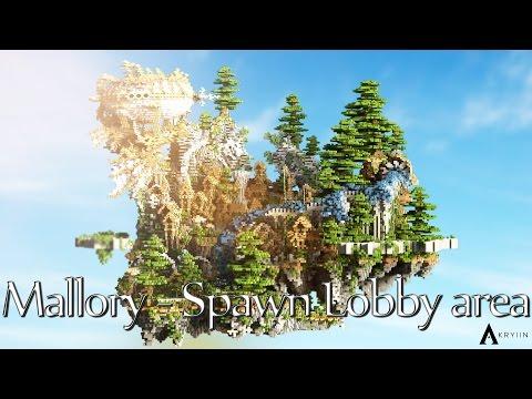 Minecraft Lobby / Spawn  - Mallory