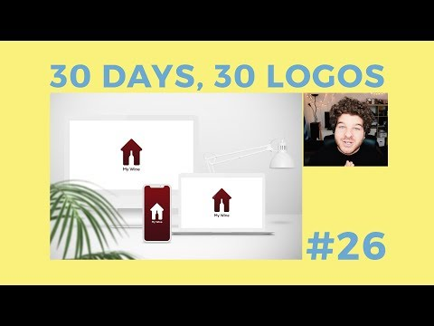 30 Days, 30 Logos #26 - My Wine