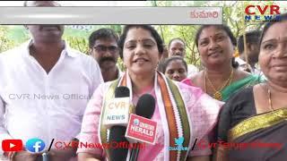 AP Congress Leaders demands apology to Priyanka Gandhi | CVR News