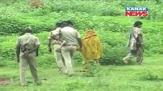 Gang Rape After Robbery In Cuttack