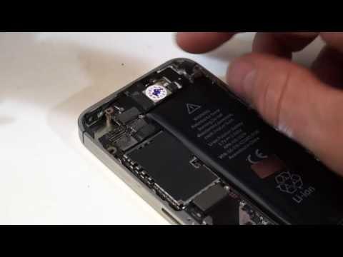 Apple iPhone 4S 8GB acquistato per fare upgrade della memoria NAND