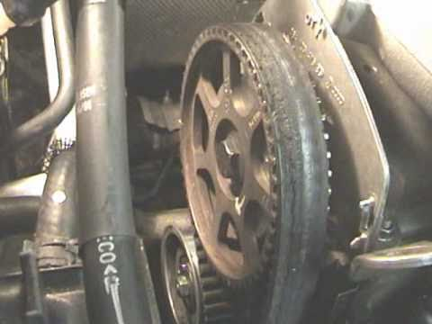 How to Inspect and Replace the Timing Belt on a VW 2.0 L Engine