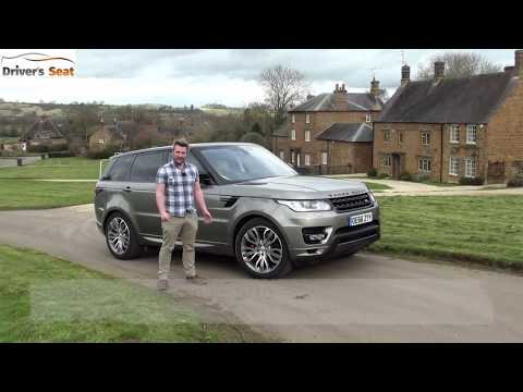 Range Rover Sport 2017 Review | Driver's Seat