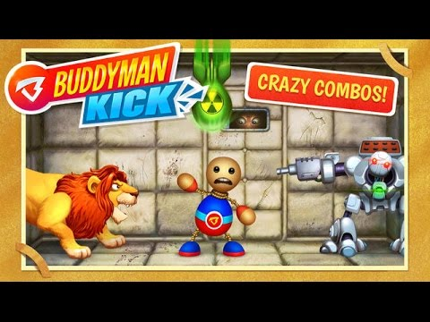 🤡#Buddyman:🤓😅 Kick (by Kick the Buddy) - Compatible with iPhone, iPad, and iPod