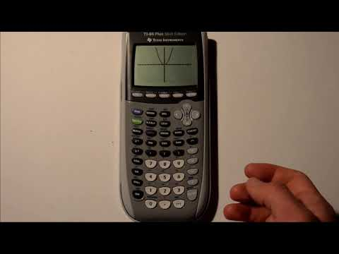How to do Integrals on a TI-84 Plus Silver Edition Graphing Calculator