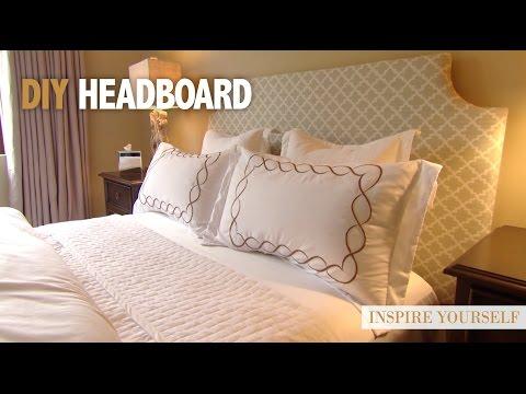 DIY: Create Your Own Headboard