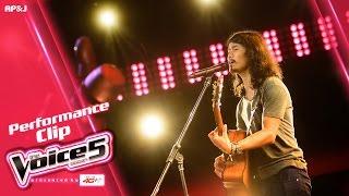 The Voice Thailand - เกิบ ณัฐพงศ์  - ผิดที่ไว้ใจ - 11 Sep 2016
