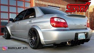 2006 Subaru WRX: Fender Flares Install Ep  2 Videos & Books