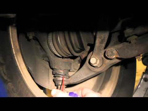 How to Silence a Squeaky Ball Joint