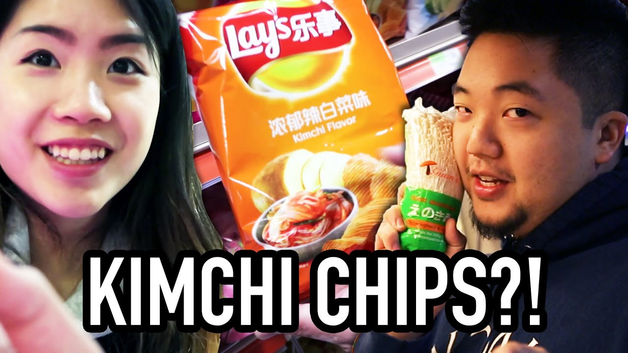 Asian Grocery Store Haul